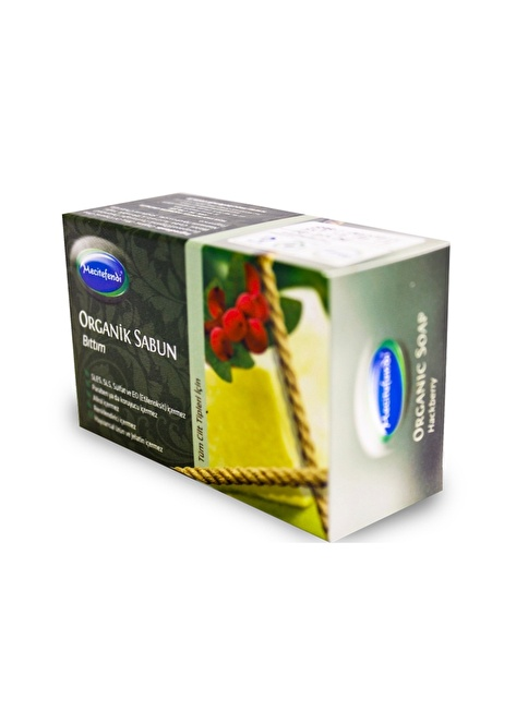Mecitefendi Organik Sabun - Bıttım (125 Gr.) Renksiz